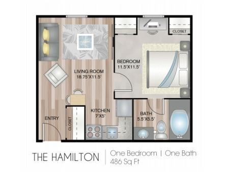 The Hamilton Premium Plus