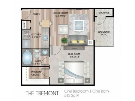 The Tremont Premium