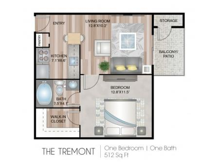 The Tremont Premium Plus