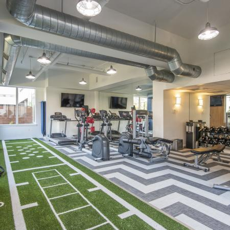 Manayunk Apartment Fitness Center