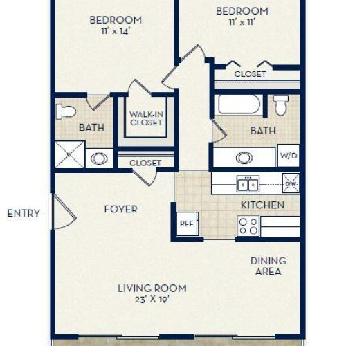 floor plan roosevelt