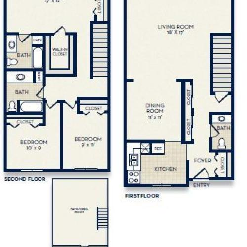 floor plan kennedy townhome