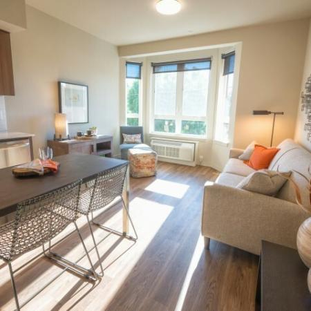 luxury modern apartments