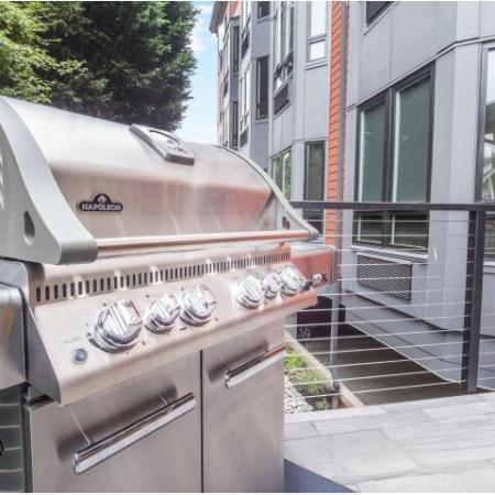 BBQ Apartments Portland