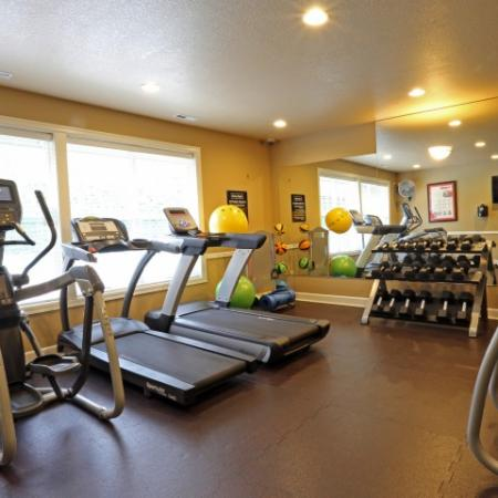 apartments in Vancouver, gym, 24 hour gym