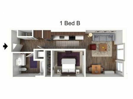 1B - Studio Loft