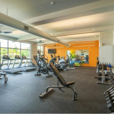 Vancouver WA apartments, fitness center