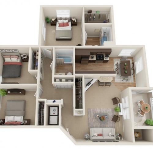platinum plus floor plan