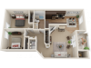 silver floor plan