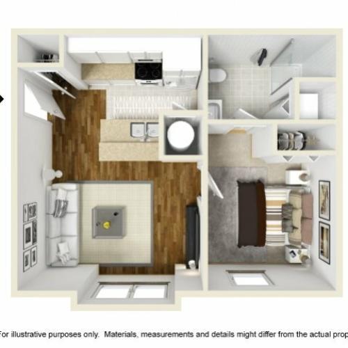 Abbotts Run Wilmington - Wrightsville Apartment
