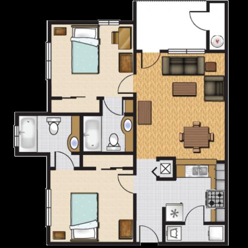 Jacksonville Student Apartments - UNF and FSCJ