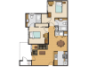 UNF Student Apartments - The District on Kernan