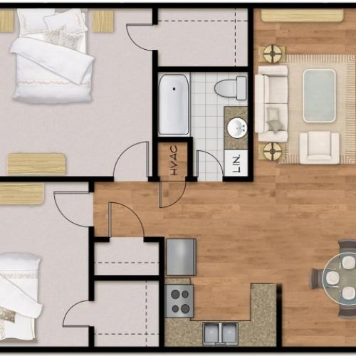 BlueBird Apartments