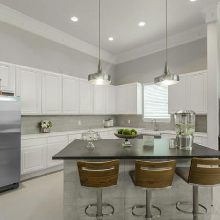 Elegant Kitchen | Apartments In Conroe TX | The Grand Estates in the Forest