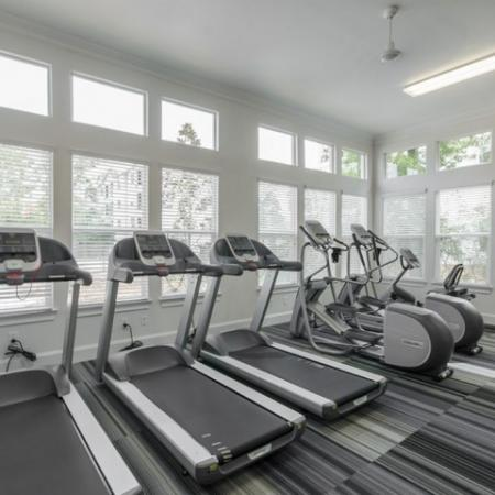 Resident Fitness Center | Apartments For Rent In Conroe TX | The Grand Estates in the Forest