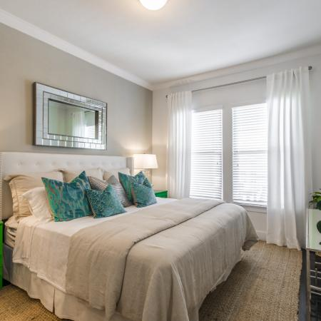 Elegant Master Bedroom | Apartments For Rent In Seabrook TX | The Towers of Seabrook