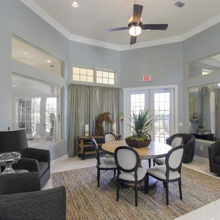 Elegant Living Room | Studio Apartments San Antonio | The Estates at Briggs Ranch