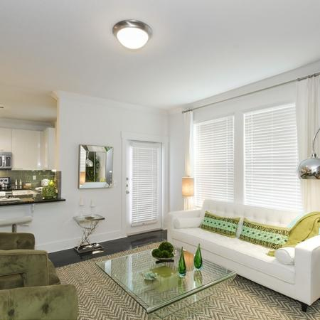 Elegant Living Room   Apartments Conroe TX   The Towers Woodland