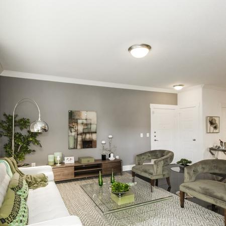 Luxurious Living Room   Conroe Apartments   The Towers Woodland