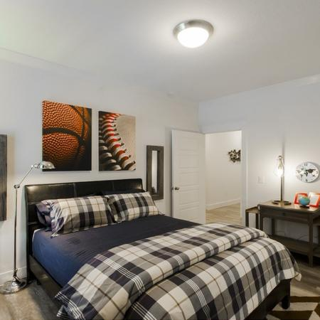 Spacious Bedroom   Apartments Conroe TX   The Towers Woodland