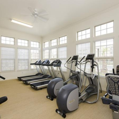 State-of-the-Art Fitness Center | Apartments In Magnolia | The Estates Woodland