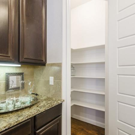 Spacious Closet | Luxury Apartments In Austin Texas | The Mansions at Lakeway