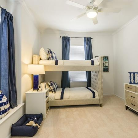 Vast Bedroom | Austin Apartments | The Mansions at Lakeway