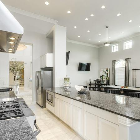 Kitchen | The Mansions on the Park