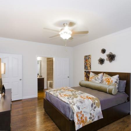 Spacious Bedroom | Apartments Magnolia| The Grand Estates Woodland