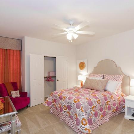Elegant Bedroom | Apartments Near Magnolia TX | The Grand Estates Woodland