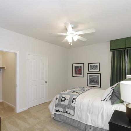 Luxurious Bedroom | Magnolia Apartments | The Grand Estates Woodland