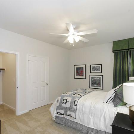 Luxurious Bedroom | Magnolia Apartments | The Grand Estates Woodland