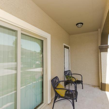Spacious Apartment Balcony | Apartments In Magnolia Texas | The Grand Estates Woodland
