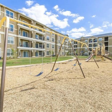 Community Children's Playground | Apartments In Magnolia | The Estates Woodland
