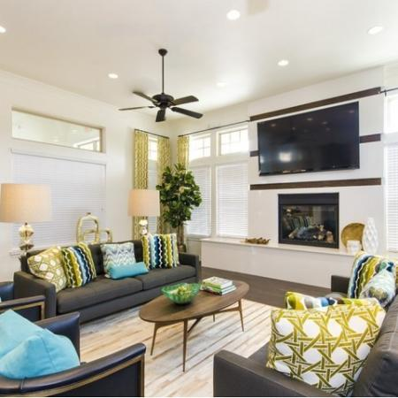 Spacious Living Room | Magnolia Apartments | The Estates Woodland