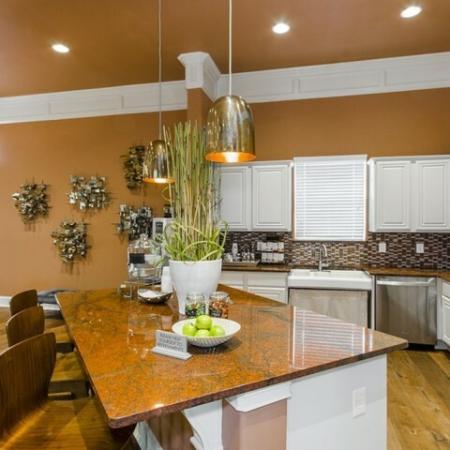 State-of-the-Art Kitchen | Apartments Magnolia| The Grand Estates Woodland
