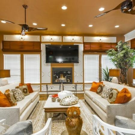Spacious Living Room | Magnolia Apartments | The Grand Estates Woodland