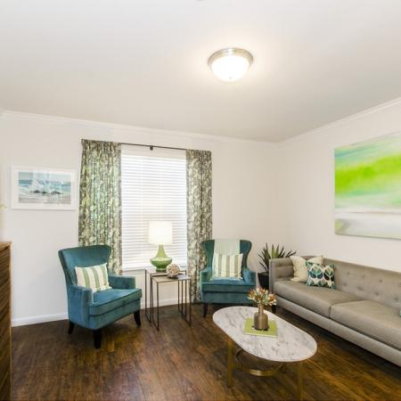 Luxurious Living Area | Magnolia TX Apartments | The Grand Estates Woodland
