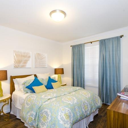 Elegant Master Bedroom | Apartments For Rent In Magnolia TX | The Grand Estates Woodland