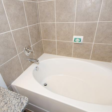 Luxurious Bathroom | Apartments In Magnolia TX | The Grand Estates Woodland