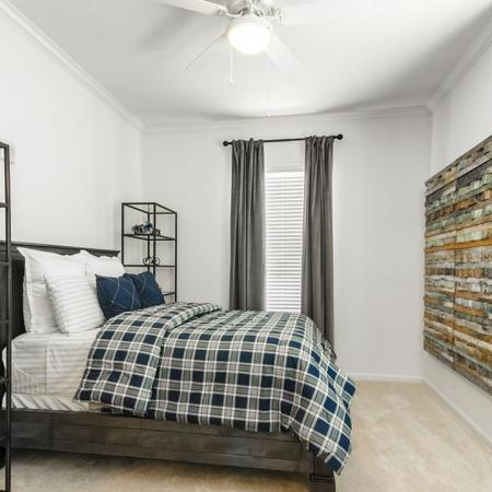 Spacious Bedroom | Little Elm Luxury Apartments | The Mansions 3Eighty