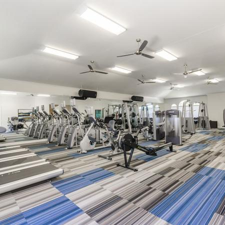 State-of-the-Art Fitness Center | Apartments In Austin TX | The Mansions at Lakeway