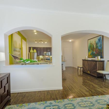 Luxurious Living Area | Apartments Wylie TX | The Mansions at Wylie01