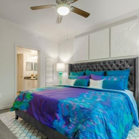 Vast Master Bedroom | Apartments McKinney | The Mansions McKinney