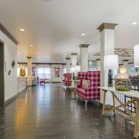 Spacious Community Club House | Apartments McKinney | The Mansions McKinney