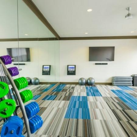 State-of-the-Art Fitness Center | Apartments In McKinney TX | The Mansions McKinney