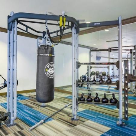 Resident Fitness Center | Mckinney Apartments | The Mansions McKinney