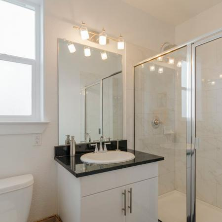Elegant Bathroom | Apartments in Seabrook TX | The Towers of Seabrook