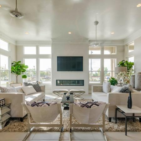 Spacious Resident Club House | Apartment in Little Elm, TX | The Luxe 3Eighty