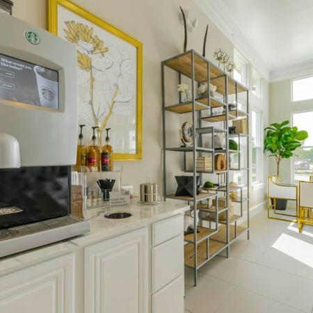 State-of-the-Art Kitchen | Little Elm TX Apartment Homes | The Luxe 3Eighty